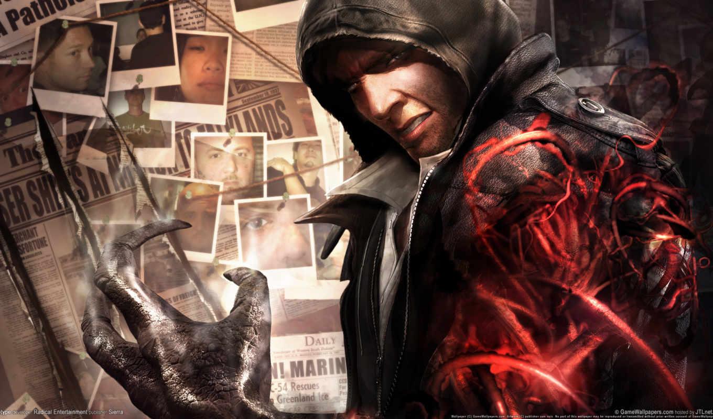 mercer, alex, prototype, игры, главное, герой,