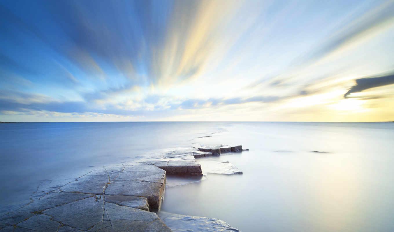 море, iphone, landscape, pier, природа, высококачествен, украсят, моря, телефона,