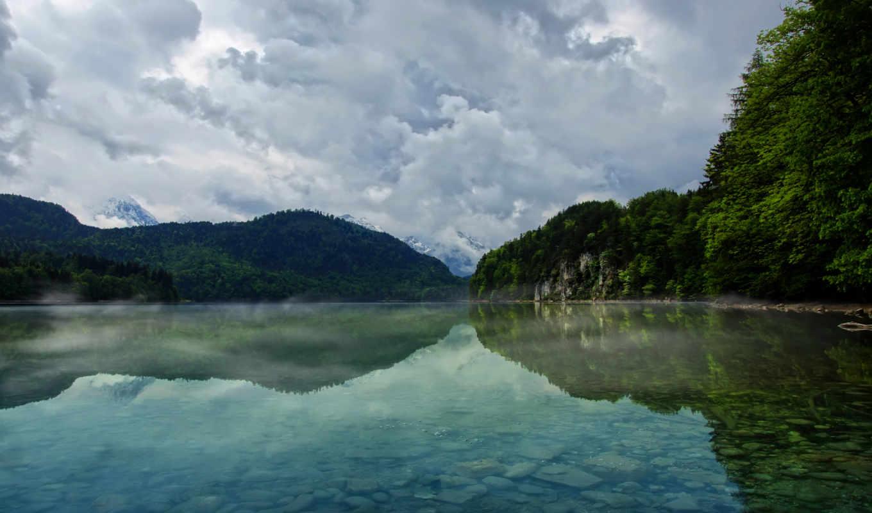 озеро, пейзажи, река, вода, реки, природа, озера, дерево, деревья,