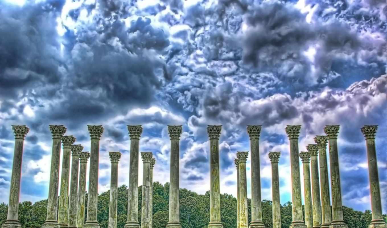 колонна, город, free, literatura, природа, kartinik