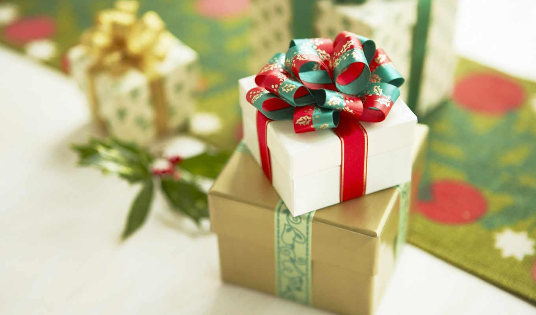 new, christmas, year, подарки, новогодние, merry, подарок, праздник, бант, картинка,