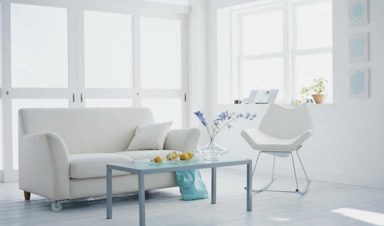 ,комната, белый, стиль,