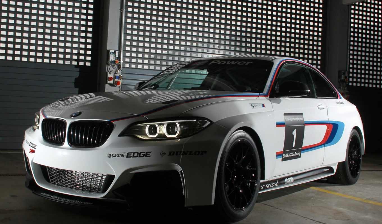 new, der, bmw, racing, motorsport,