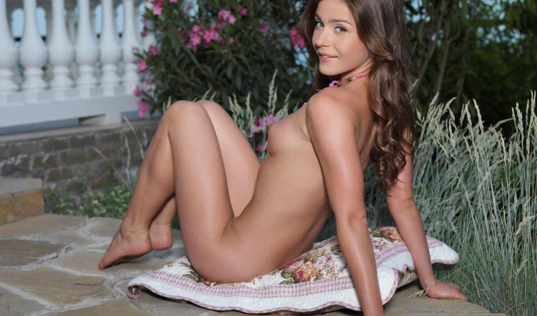 линда, desnuda, голые, красотка, страница, que, июня,
