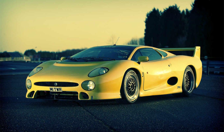 jaguar, xj, автомобиль, суперкар,