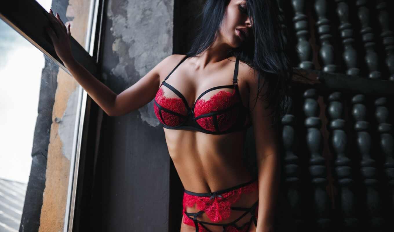 lingerie, top, lace, underwear, женщина, sexy, май, модель, tapety, crop, white