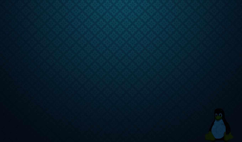 linux, logo, tux, wallpaper