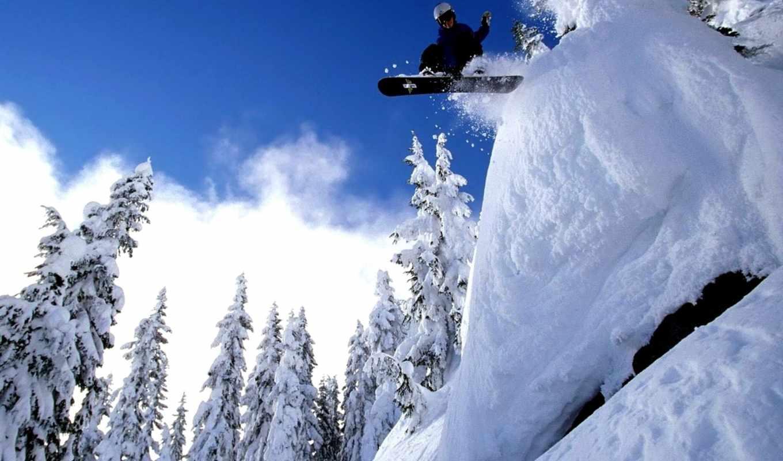 сноуборд, экстрим, сноуборде, видео, лыж, ты,