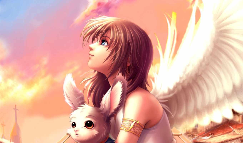 тег, ангелы, angel, anime, hdtv, hdtvrip,