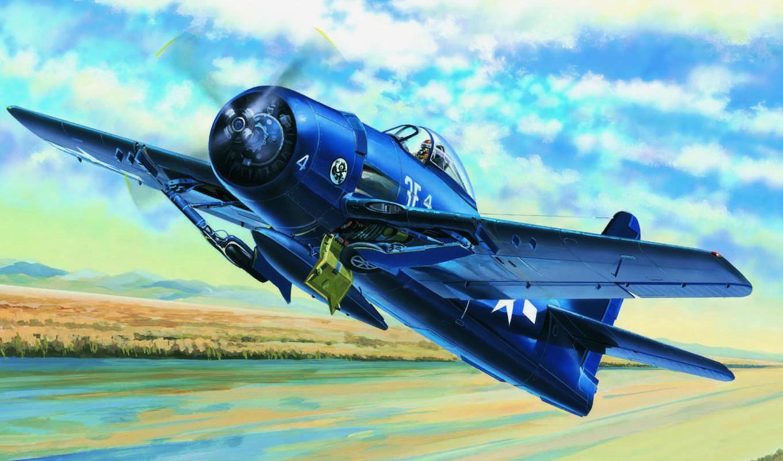 авиация, bearcat, военные, grumman, модели,