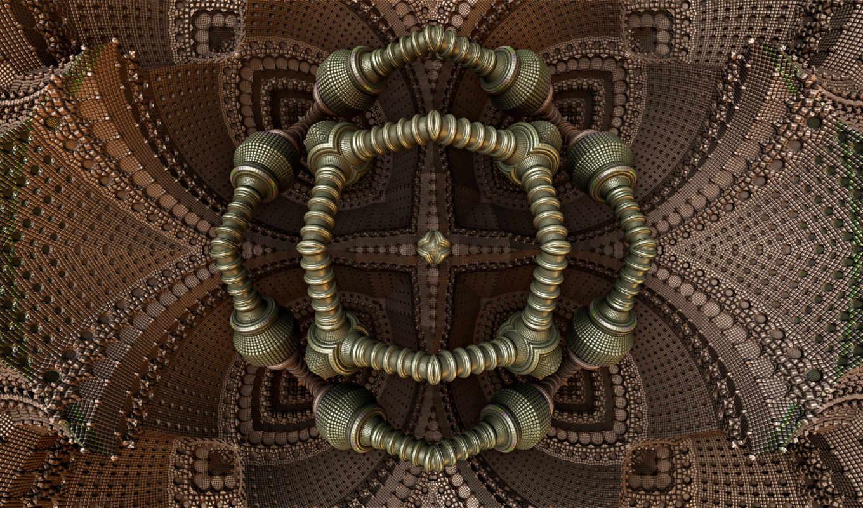 fractal, фракталы, узор,