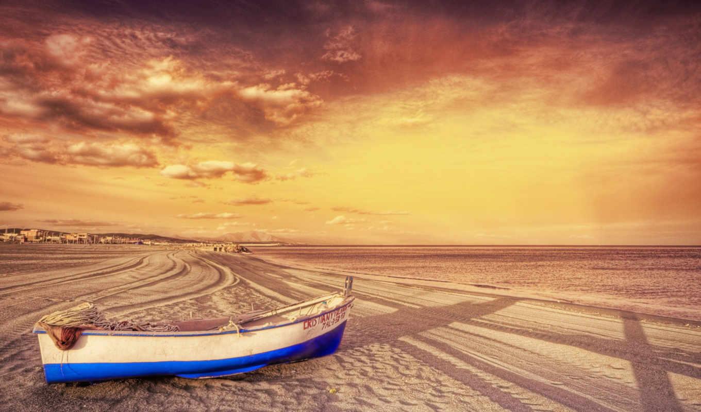 beach, boat, коллекция, mix, canoe,