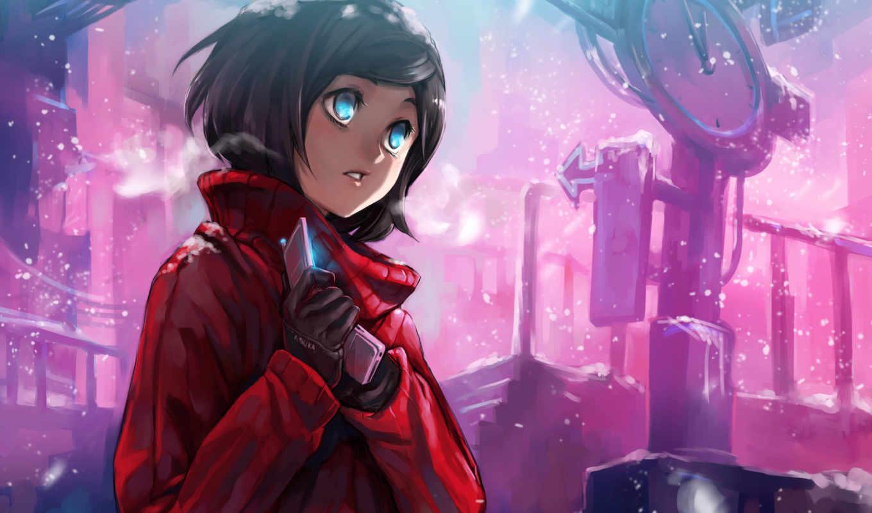 картинка, anime, красиво, вид, красивые, фото, рисунок,