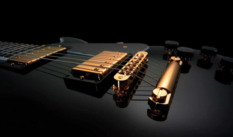 гитара, музыка, макро, black, черная, рисунки, photography, electric, струны, strings, ipad,