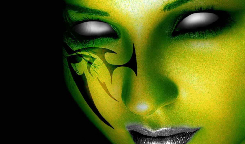 parede, papel, fada, fadas, verde, download, sobre, papéis, gothic,