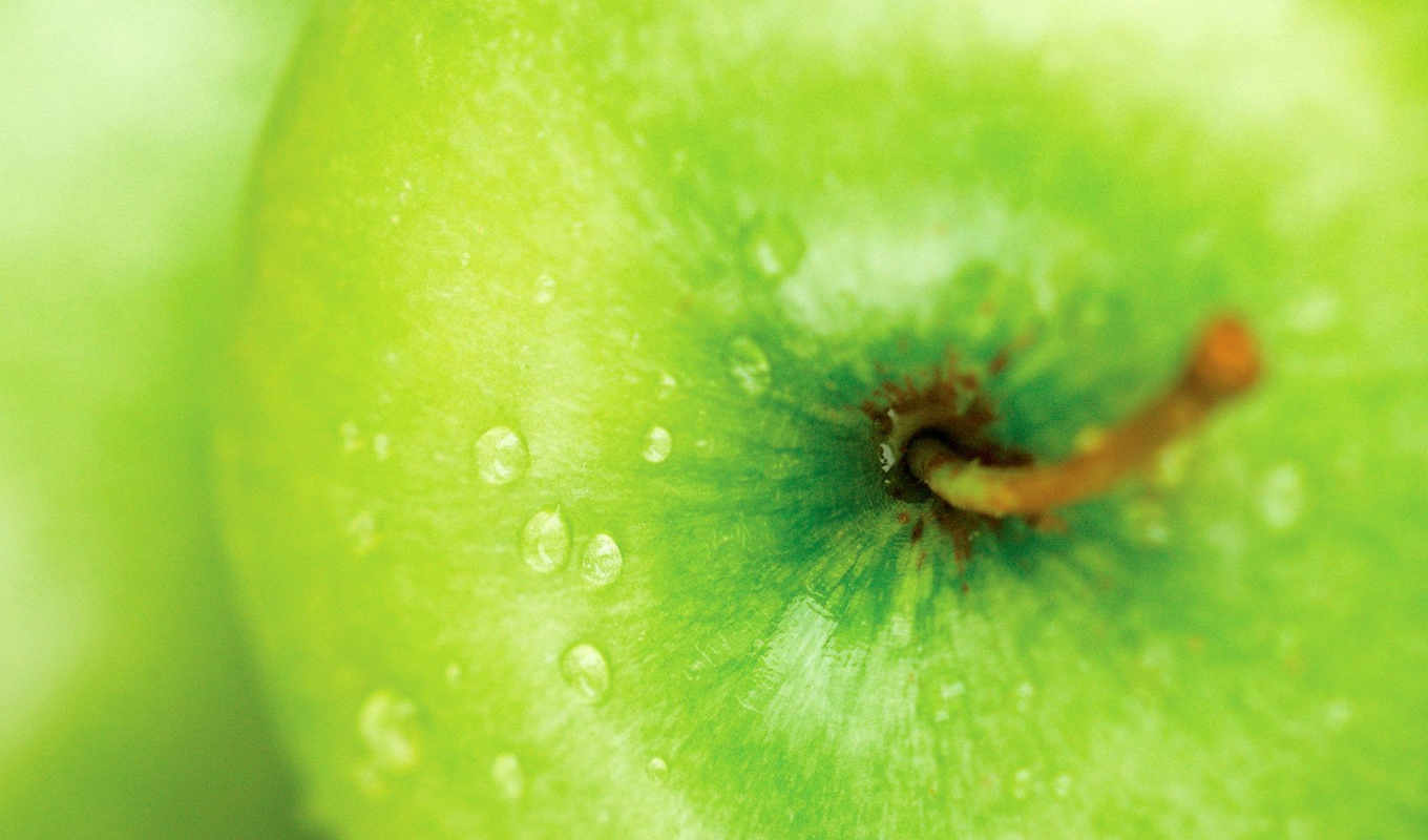 яблоко, fruit, green, water, drops, mondják, page, azt, photos, watering, изображение, mouth, delish,