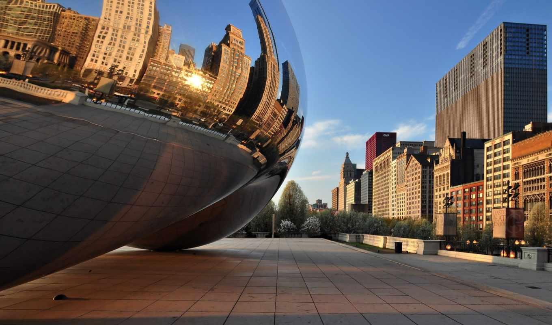 природа, chicago, mobile, iphone, desktop, мира, телефон, города,