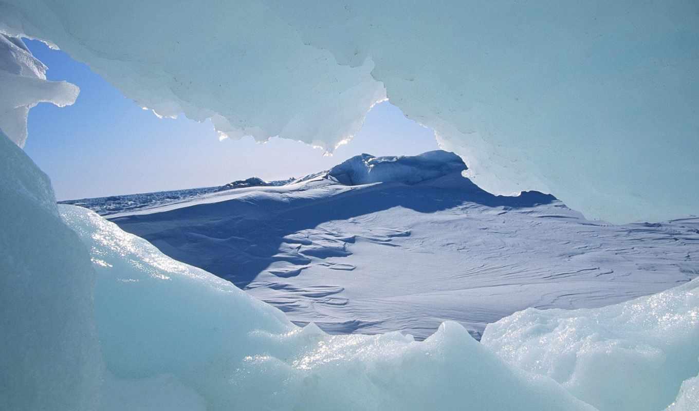 arctic, арктики, water, пустыни, очень,