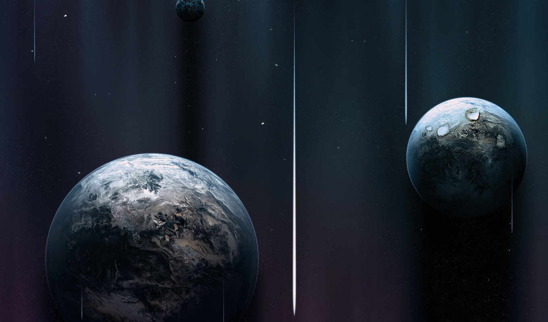 гладь, планеты, cosmos, картинка, луны, луна, planets, космоса, изображение, поверхности,