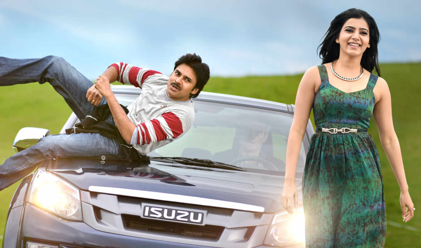 daredi, attarintiki, pawan, kalyan, movie, samantha, trivikram,
