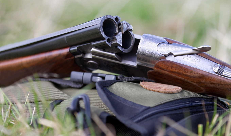 макро, ружьё, оружие,