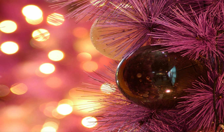 новогодние, дек, год, new, красивые,