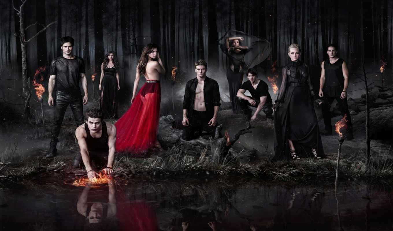 вампира, дневники, vampire, diaries, season, promo,