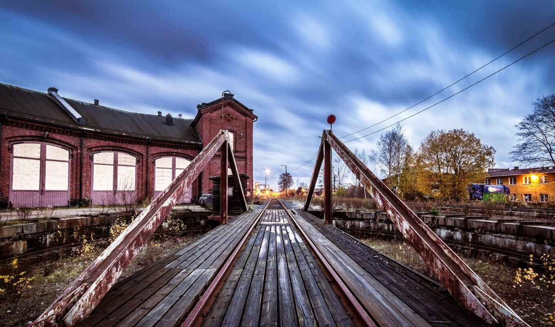 мост, подвеска, wallpapertip, железный, станция, wmimg