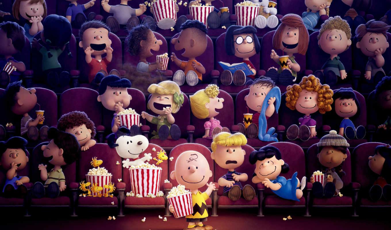 peanuts, movie, браун, charlie, movies,