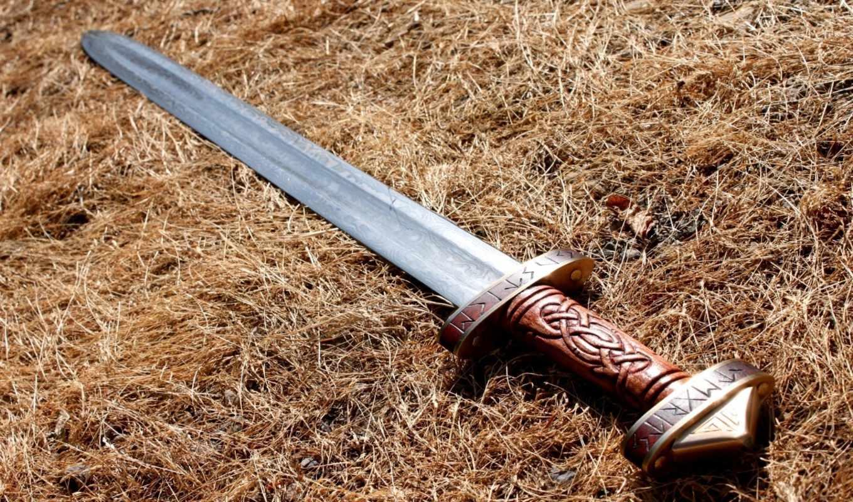 мечи, меч, армия, викингов, zoom, картинку,