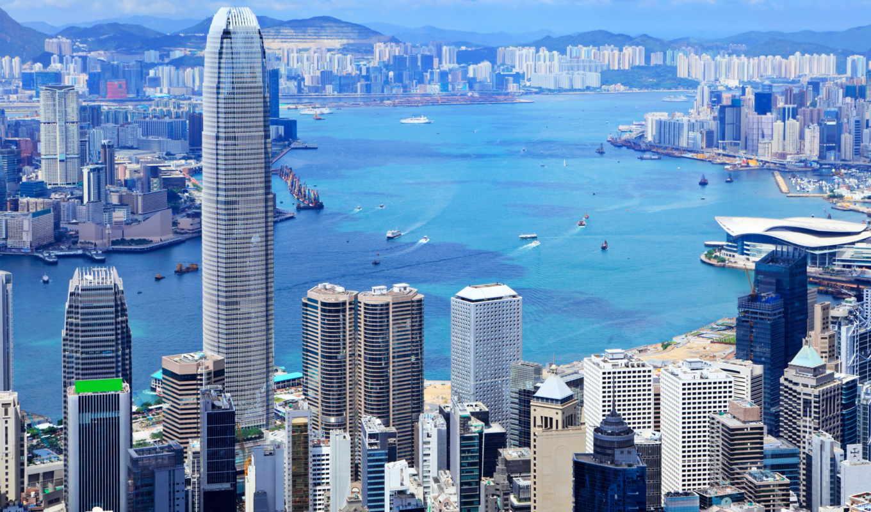 hong, kong, квартира, пляж, pui, пейзажи, городские, arranha, china,