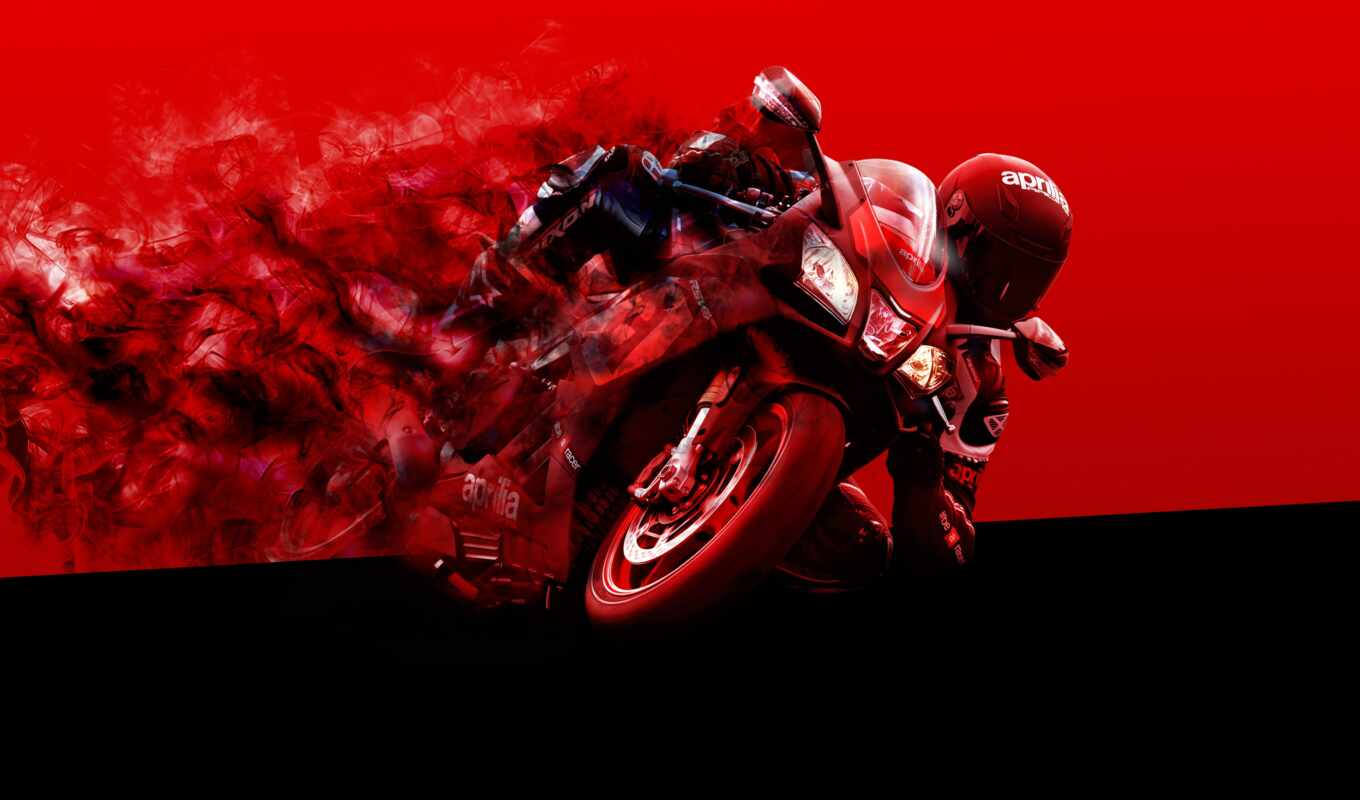 мотоцикл, aprilia, black, red, bike, vehicle, ramus, suhail
