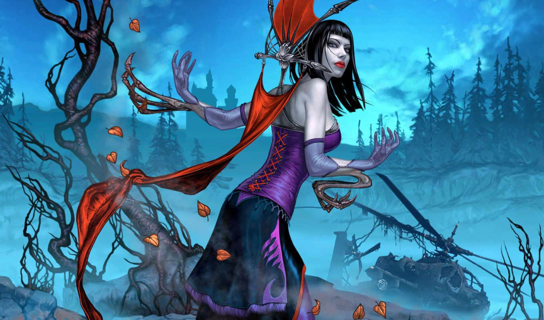 annihilated, empires, heroes, девушки, фэнтези, fantasy, игры, game, dark, desktop, хентай, woman, девушка, games, download,