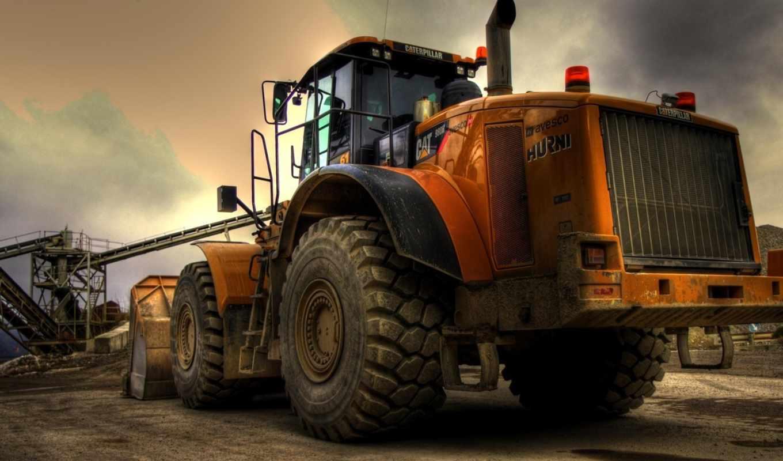 construction, будьдозер, стройка,