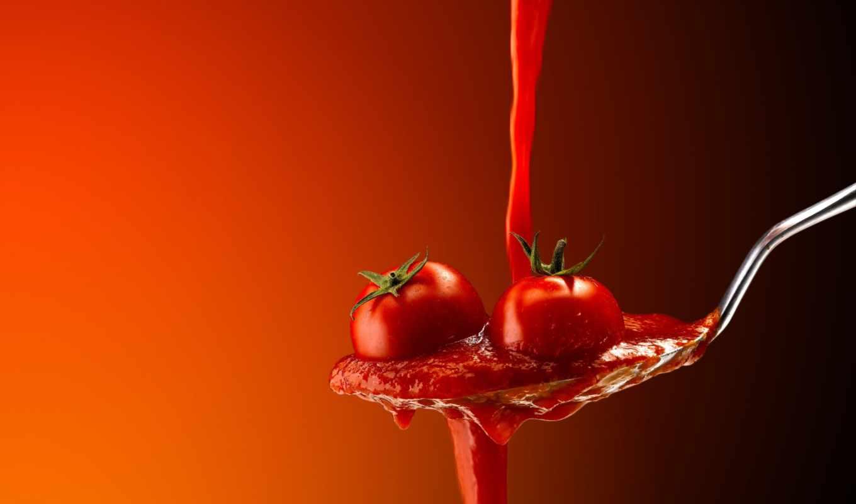 еда помидоры сок томатный ложка  № 2891501  скачать