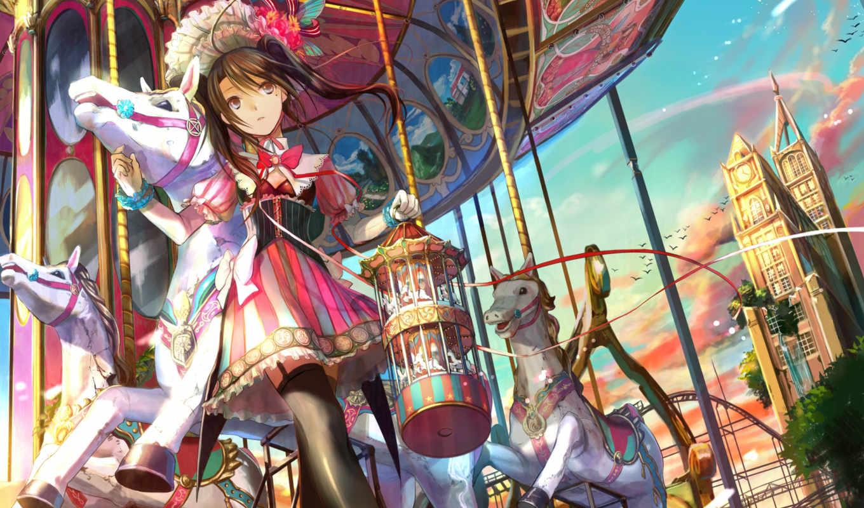 anime, carousel, fuji, this, twintails, категории, choko, you, soft,
