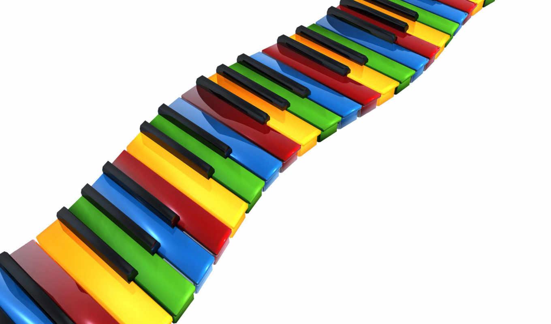 клавиши, музыкант,