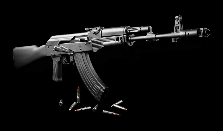 exp, сайга, ак, патроны, черный, гражданская, версия, desktop, автоматы, оружие, assault, армия,