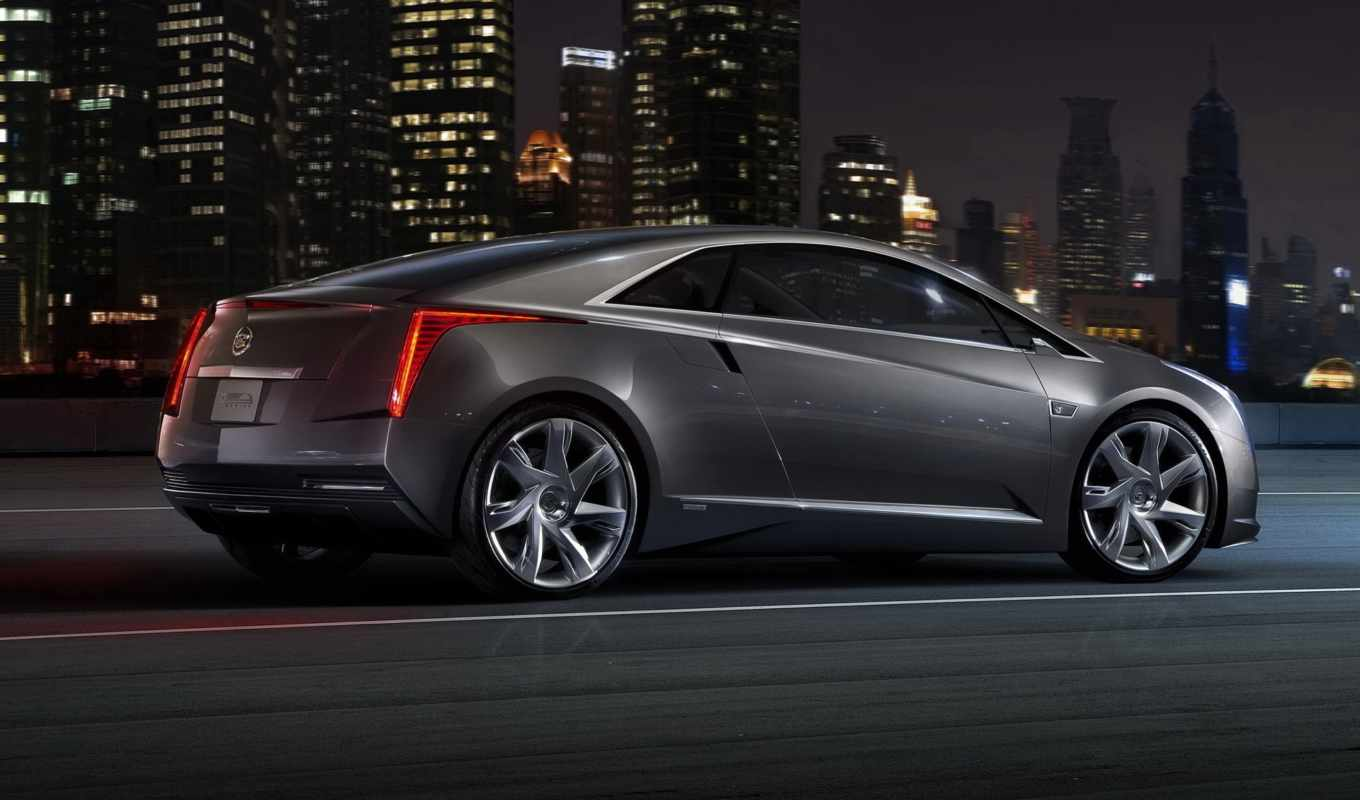 cadillac, elr, coupe, range, extended, luxury, will, that, converj,