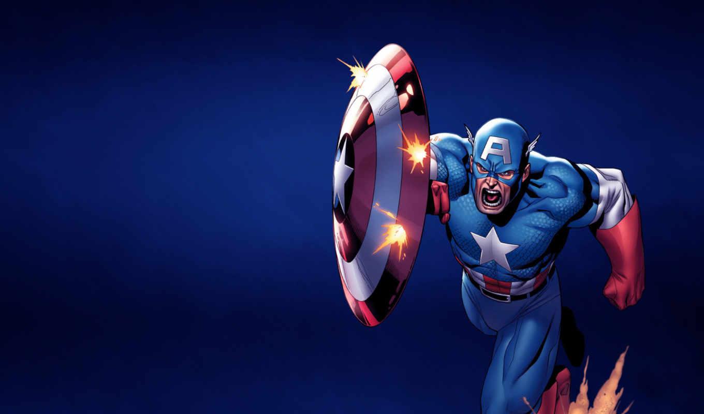 captain, america, marvel, comics,