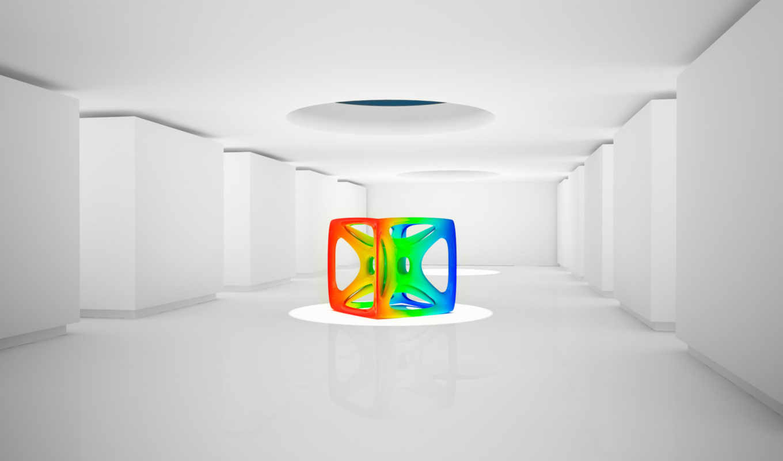 cube, cool,