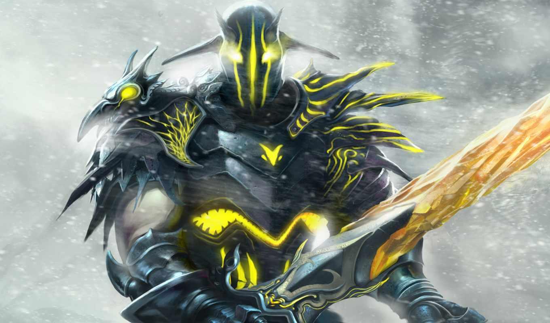 desire, меч, доспехи, dark, fantasy,