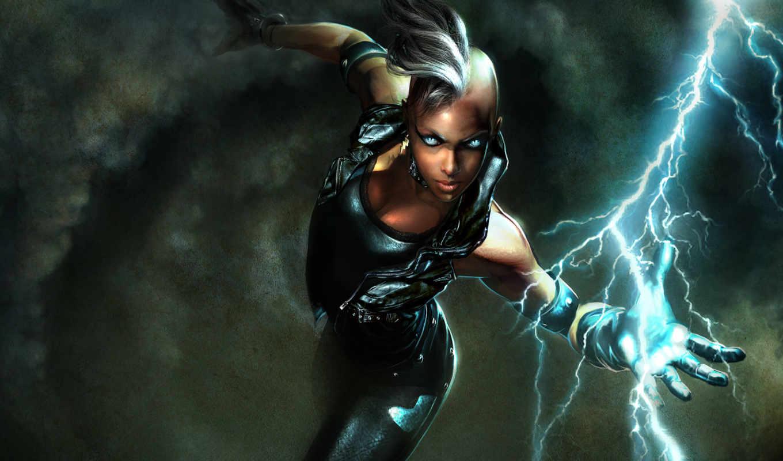 marvel, games, you, молния, art, агрессия, девушка, воин, tekken, alliance, ultimate, правой, digital, кнопкой,