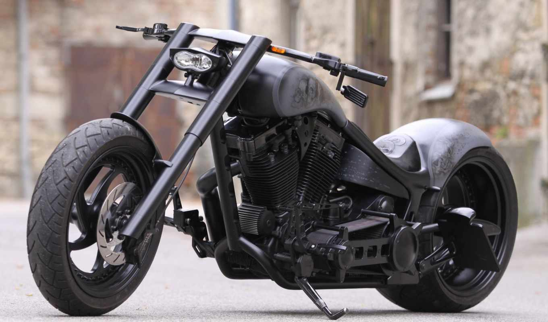 chopper, картинка, vienetiniai, motociklai,