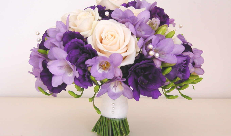 букет, невесты, букеты, цветы, розы, орхидеи,