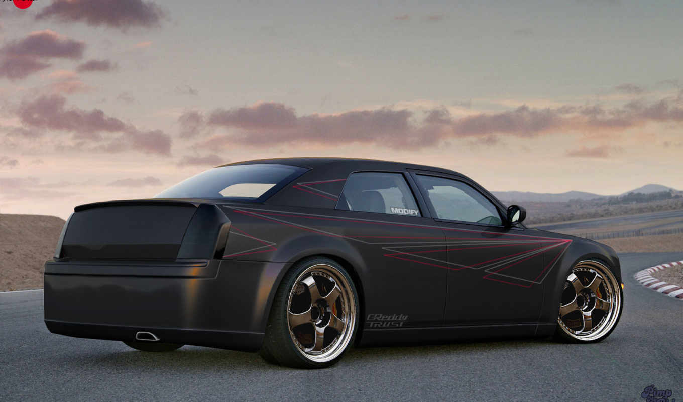 chrysler, tuning, тюнинг, wallpaper, download, hd,