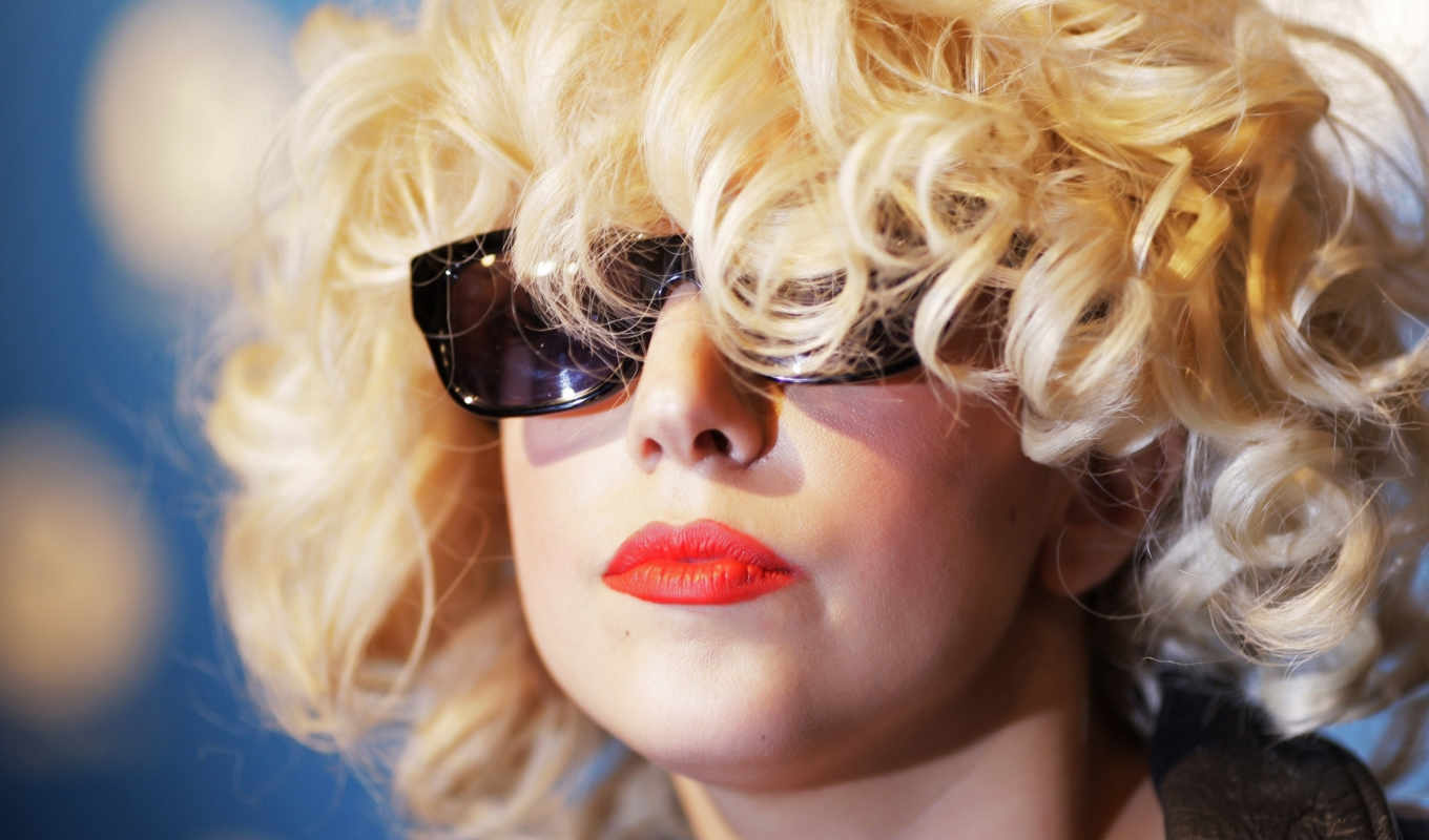 gaga, lady, closeup, cool, marilyn,