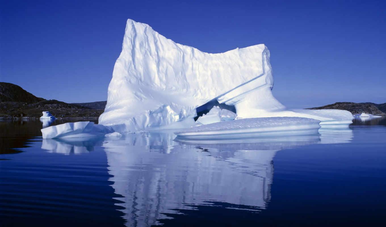 ice, water, landscape, winter, snow, last, айсберг, белый, www, отражение, айсберга, icebergs,