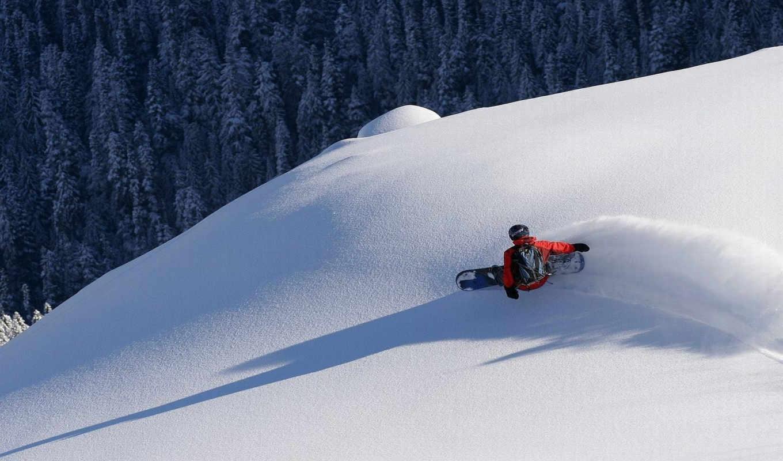 доска, экстрим, снег, склон, спорт, спуск, сноубордиста, картинка, код, washington, snowboarding, baker, mount, backcountry,