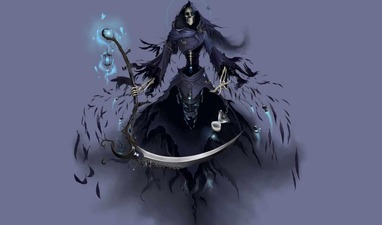 reaper, grim, death, this,